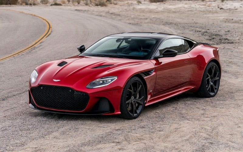 1 Aston Martin Dbs Superleggera