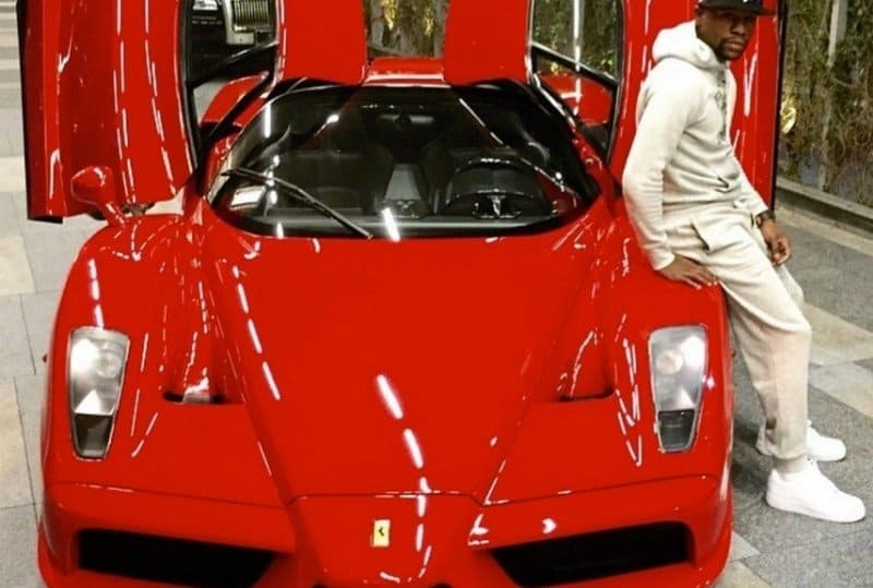 Ferrari Enzo - front view