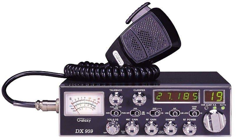 Galaxy 40 Channel Mobile CB Radio