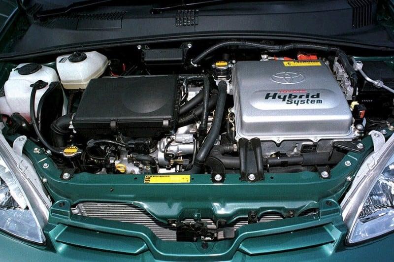 charging Hybrid battery