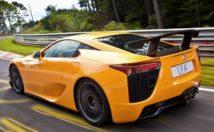 fastest Lexus