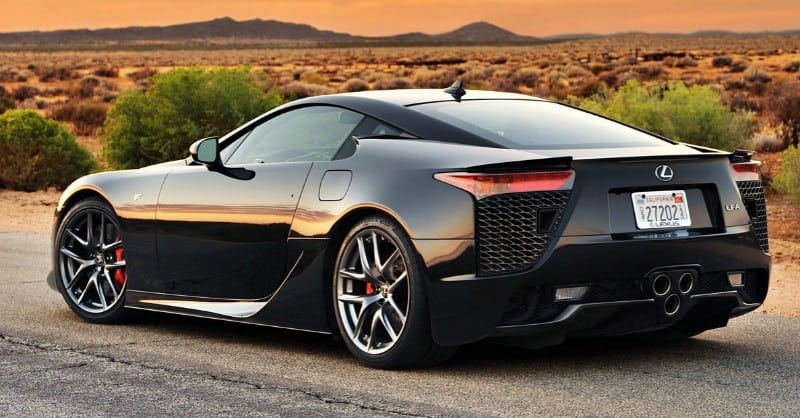 The Top 10 Fastest Lexus Cars Ever Made Autowise
