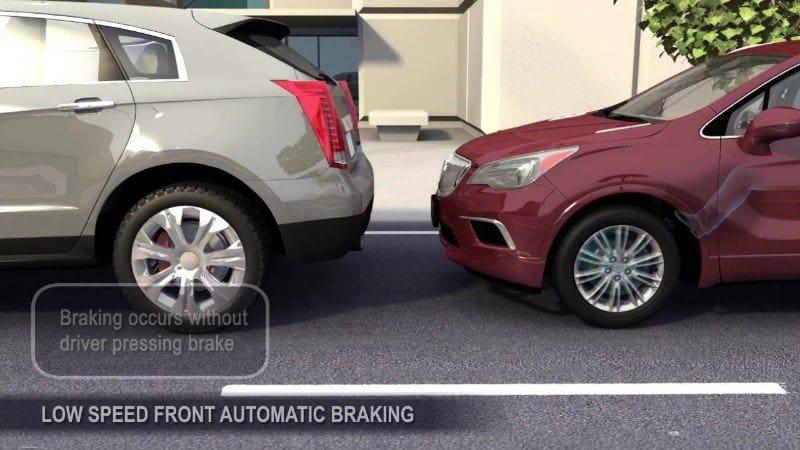 Front Automatic Braking