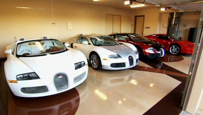 Mayweather Car Collection