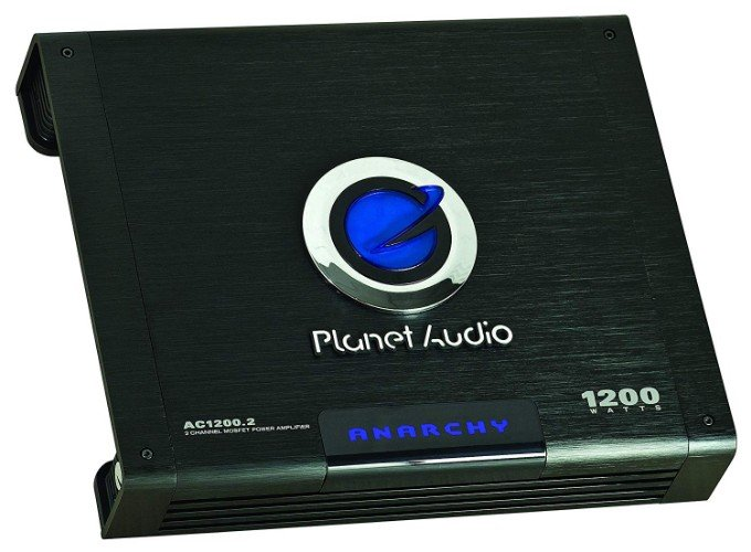 Planet Audio Anarchy 1200 Watt