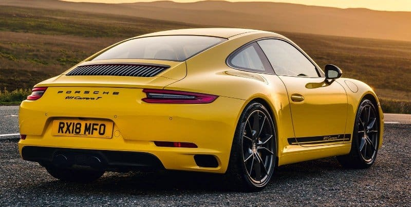 Porsche 911 Carrera 30 Mpg Highway Best Commuter Car