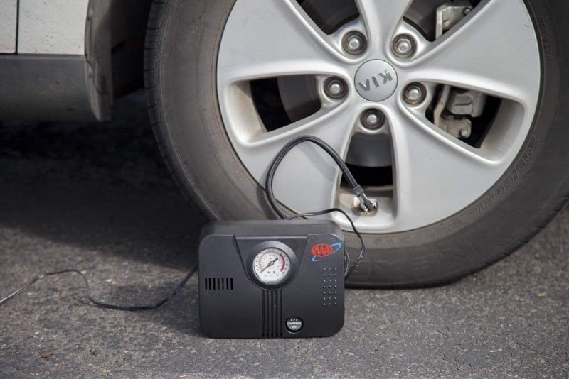 Choosing the Best Portable Tire Inflator