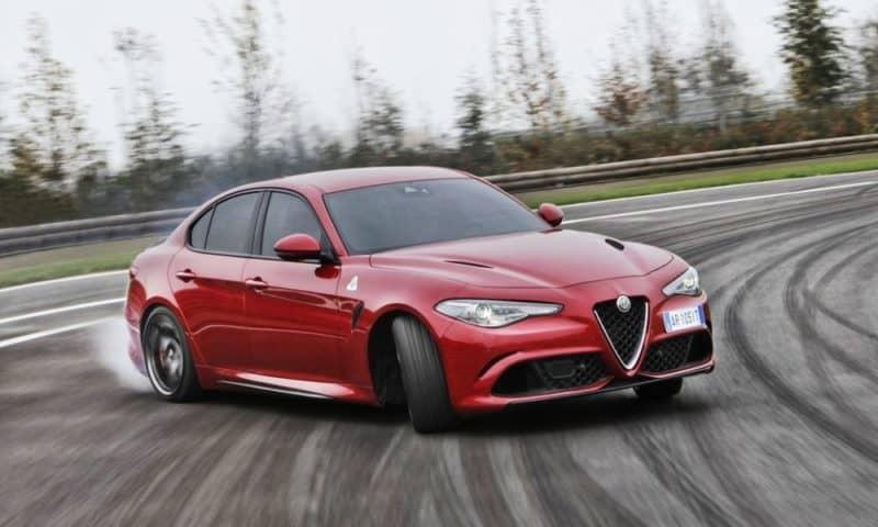 Risultati immagini per Alfa Romeo Giulia Veloce 2020