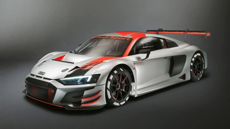 2019 Audi R8 LMS Evo previews the upcoming 2020 Audi R8 Coupe