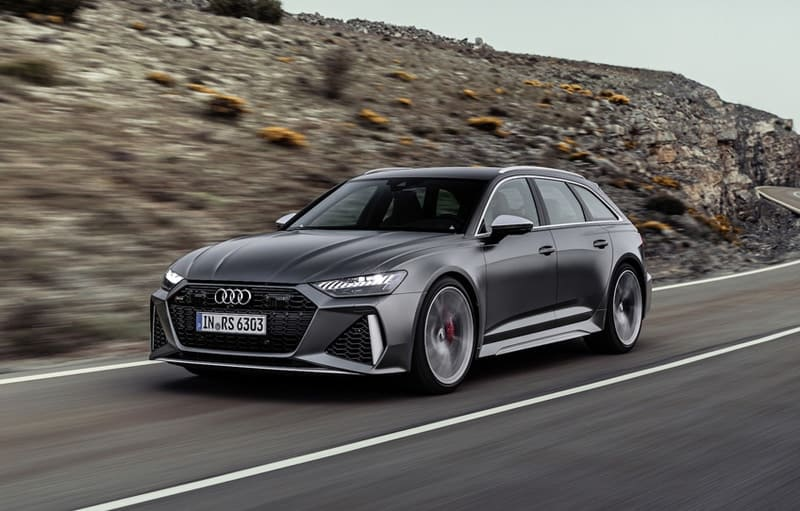 Audi RS6 Avant is one of the best station wagons in 2020