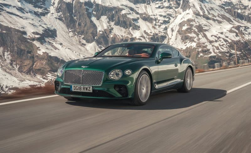 Everything You Need To Know About The 2020 Bentley Models
