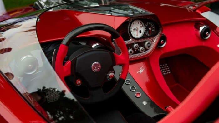 ken okuyama kode57 enji steering wheel