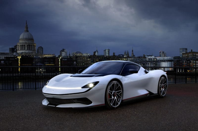 Pininfarina Battista will be one of the most exciting 2020 electric cars