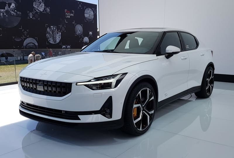 Polestar 2 electric car