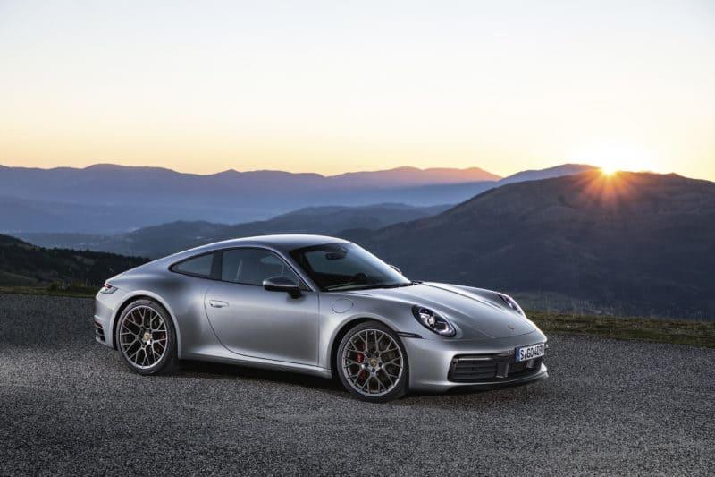 2020 Porsche 911 gen-992