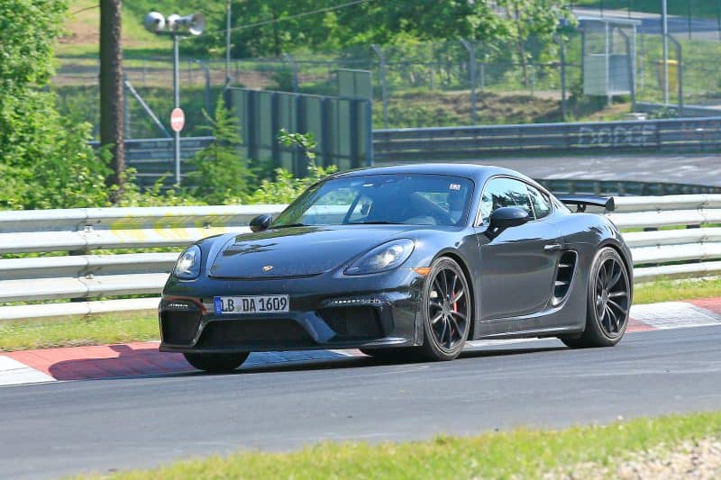 Porsche Cayman GT4 will be one of the best 2020 coupes on the market
