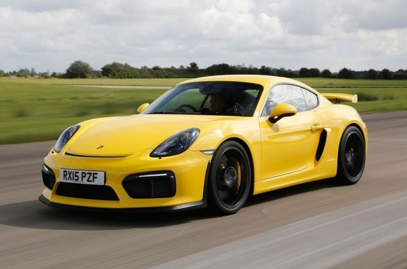 Porsche Cayman GT4 is one of the best 2020 coupes on the market