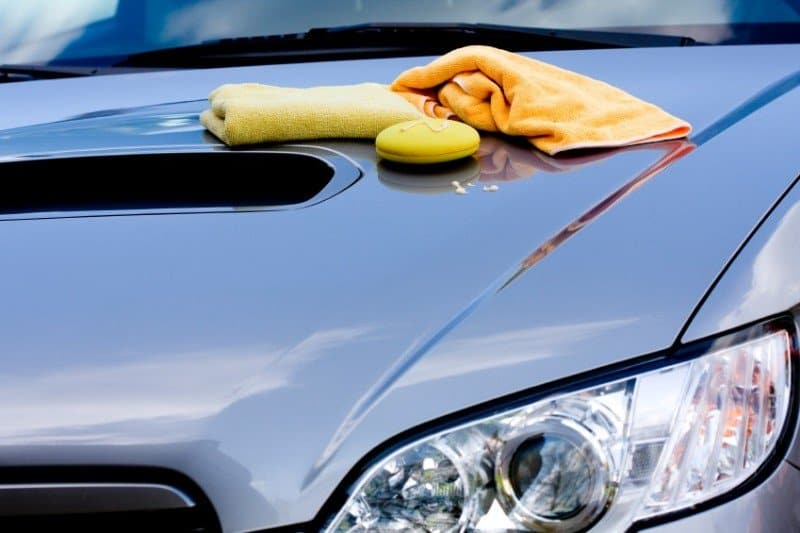 Wash Your Car With Dishwashing Detergent