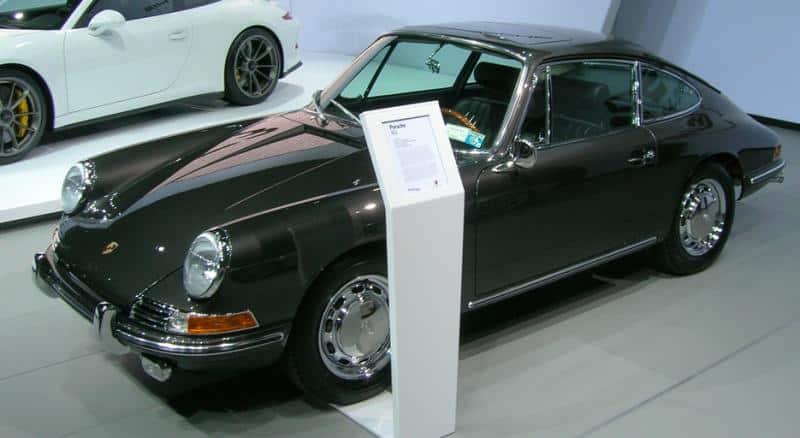 1964 Porsche 911 - new york auto show