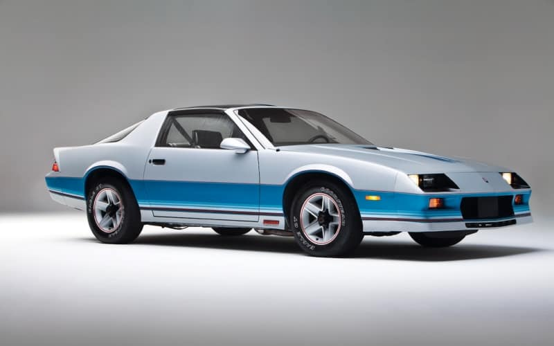 1982 Camaro Z28 - right side view