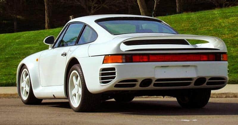 1983 Porsche 959