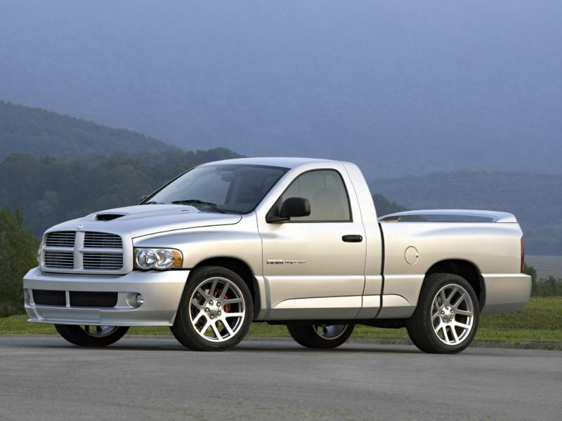 2004 Dodge Ram SRT-10 - drivers side view