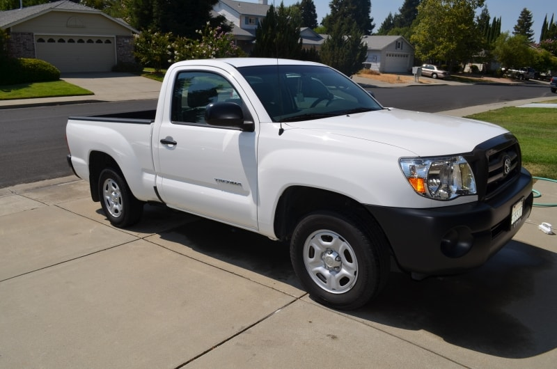 2006 Toyota Tacoma - right side view