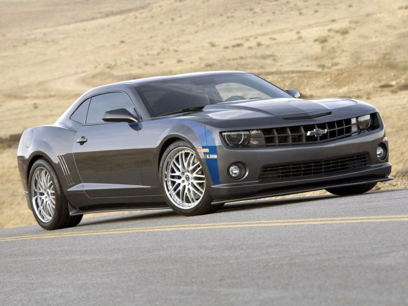 2010 Hennessey Chevrolet Camaro HPE700 - right side view