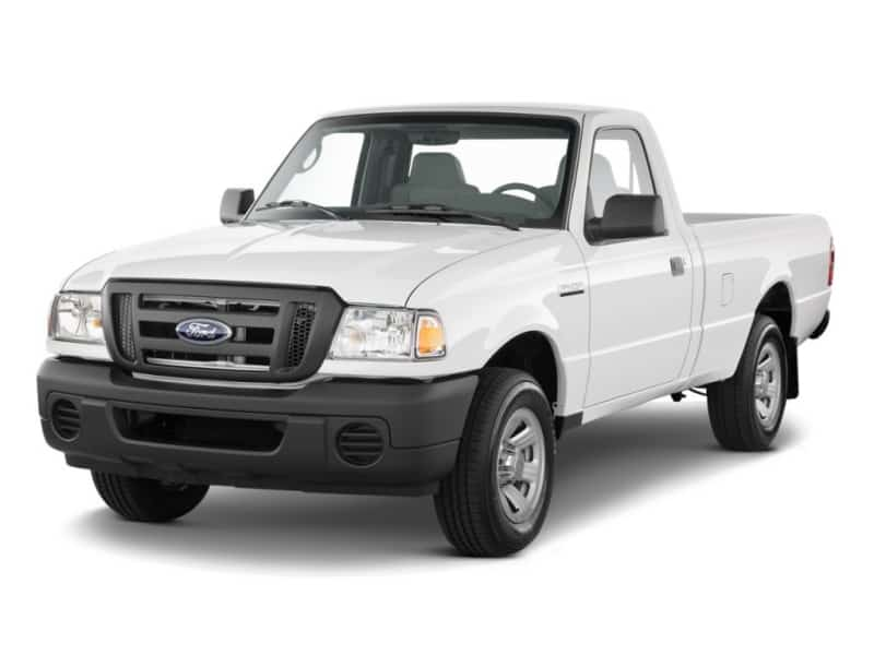 2011 Ford Ranger - left front view