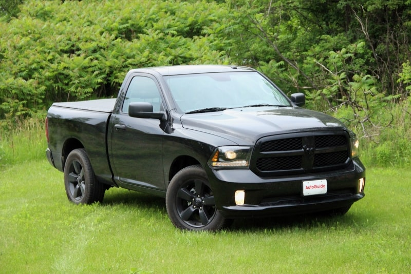 2014 Dodge Ram 1500 Express - right front view