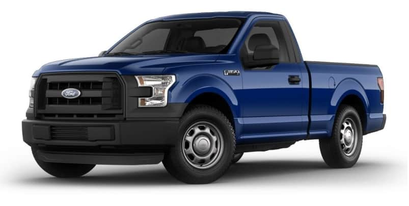 2017 Ford F-150 - regular cab