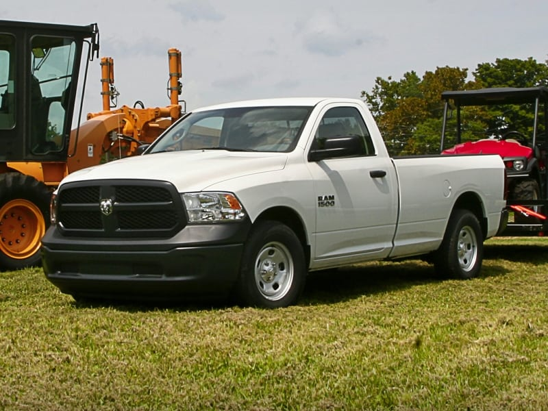 2018 Ram 1500 Tradesman - left front view