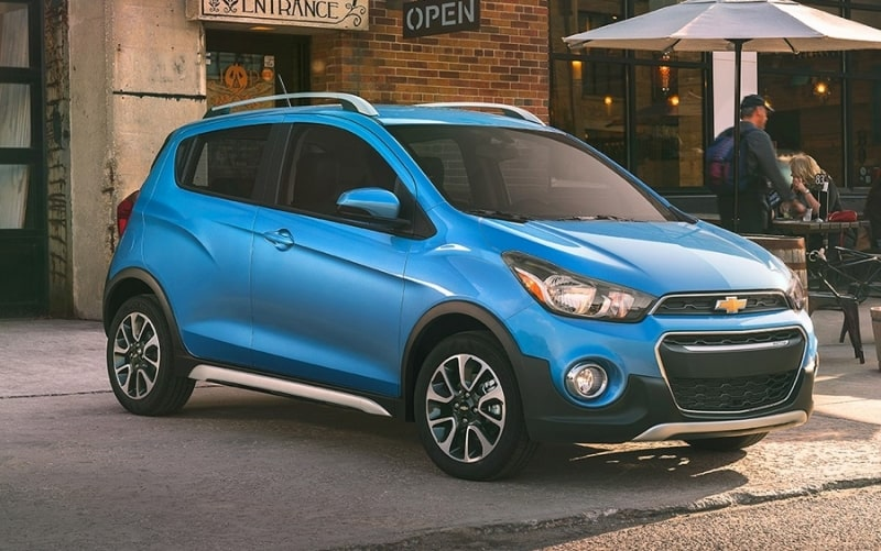 2019 Chevrolet Spark - right side view