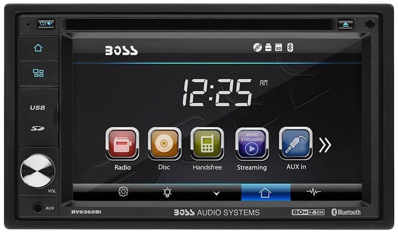 BOSS Audio BV9362BI Double Din