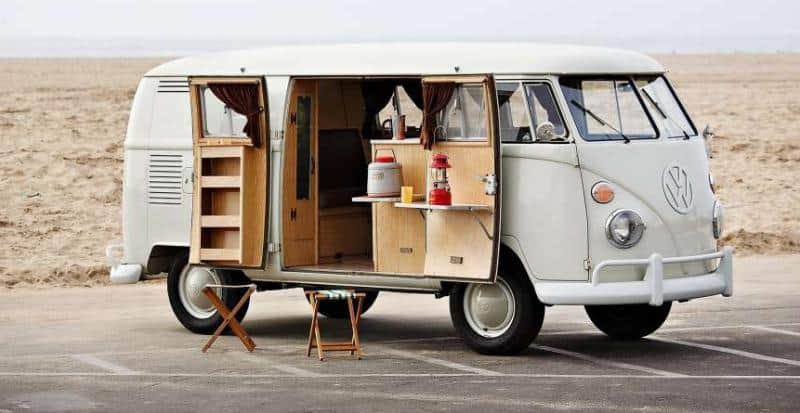 """1964 Volkswagen Camper """"EZ Camper"""""""