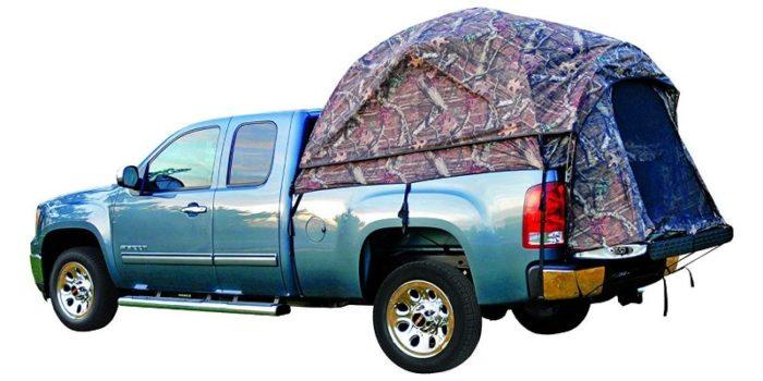 Sportz Camo Truck Tent