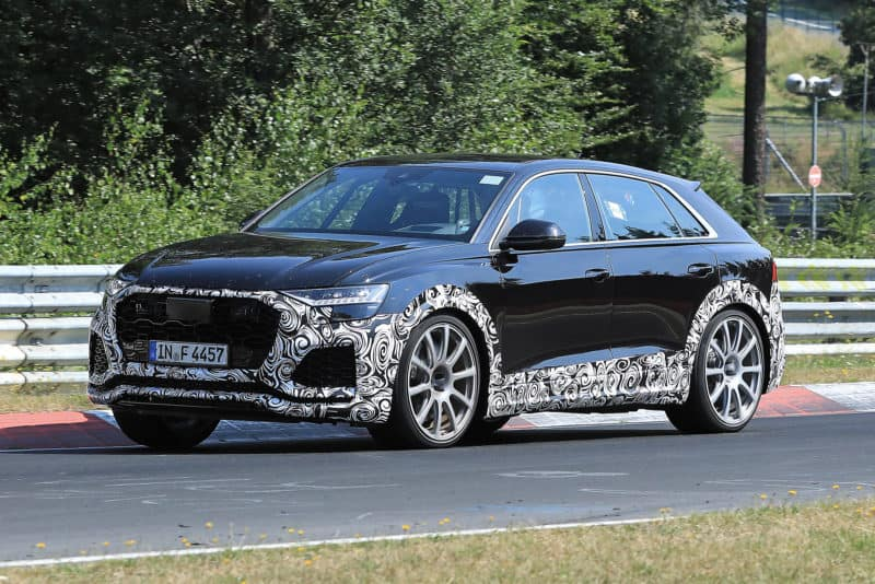Can the Audi RS Q8 become the best 2020 SUV?