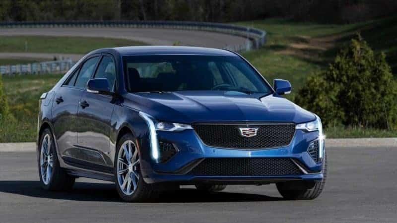 Cadillac CT4-V will come in time for MY 2020