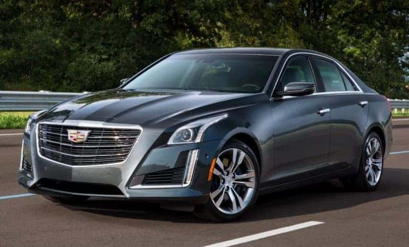 Cadillac CTS is not long for this world