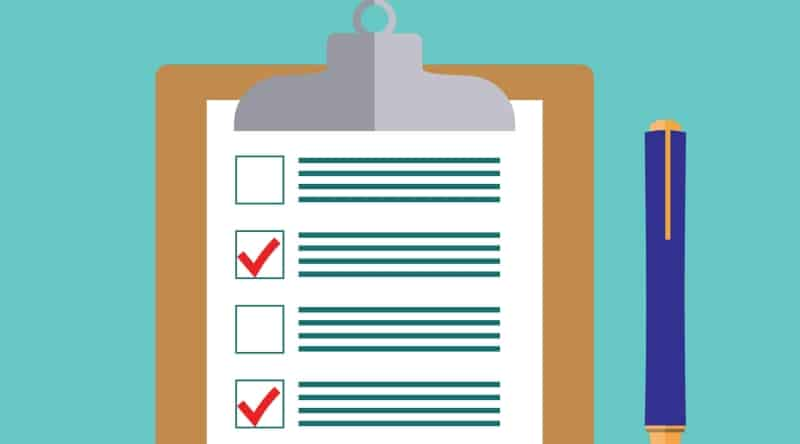 car tune up checklist