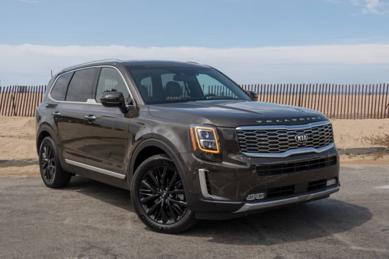 Best Full Size Suv 2020.What S The Best 2020 Suv