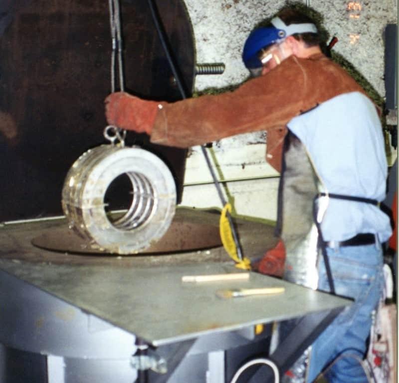 Babbitt bearing