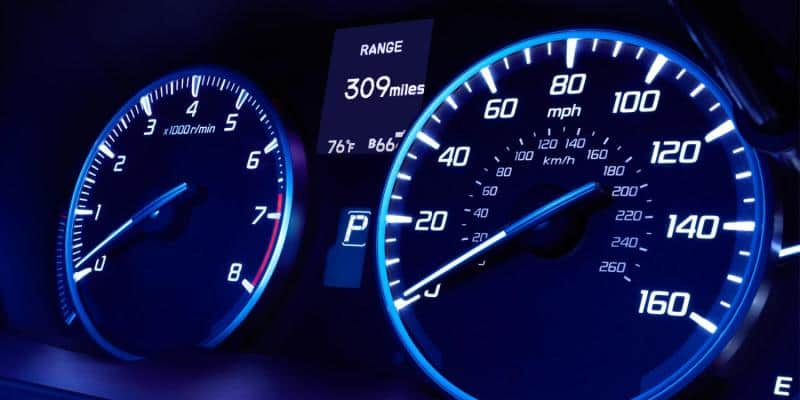 speedometer calibration