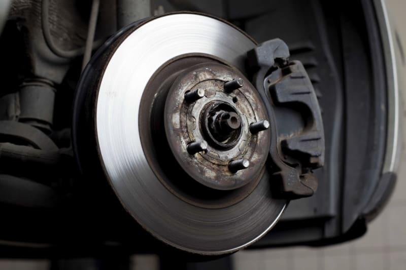 testing brakes