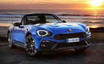 Fiat 124 Spider Abarth will remain the most exciting of 2020 Fiat models