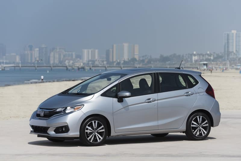Honda Fit remains unchanged for 2020