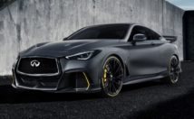 Infiniti Q60 Project Black S prototype might produce a production model in 2020
