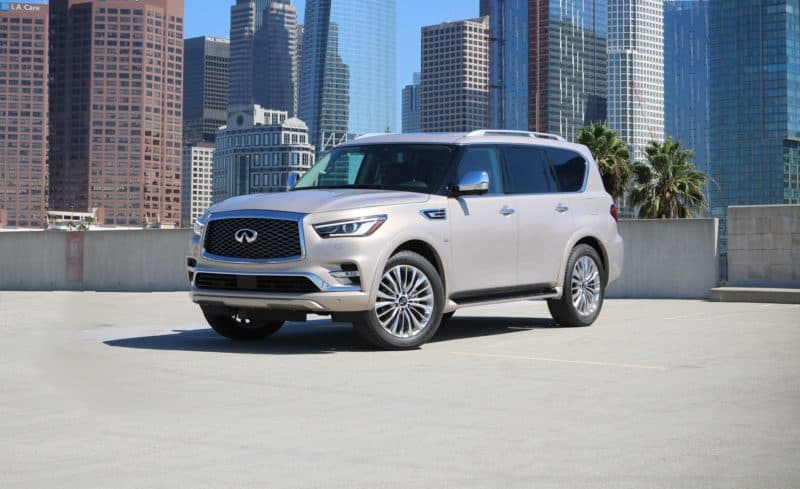 2020 Infiniti QX80 Redesign, Interior >> Everything You Need To Know About The 2020 Infiniti Models