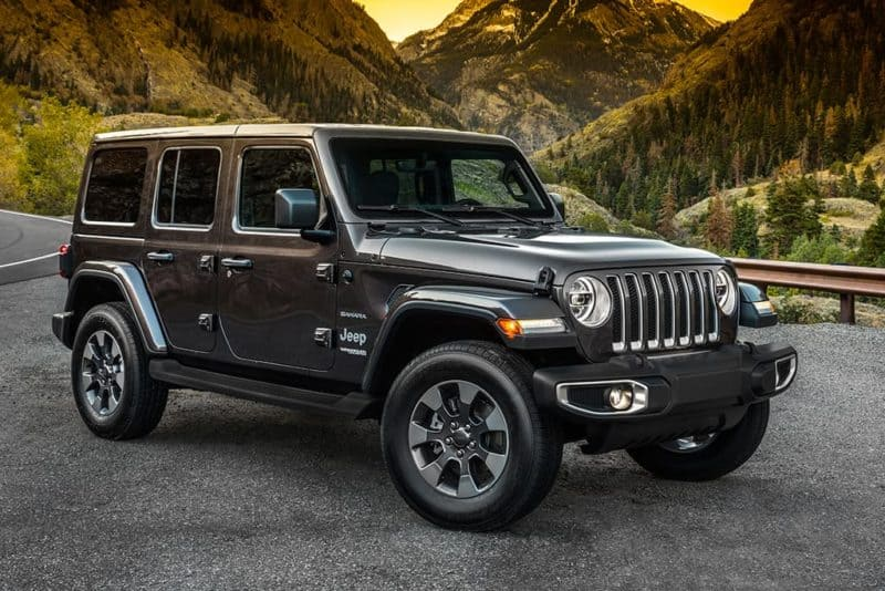 All Jeep Models 2020