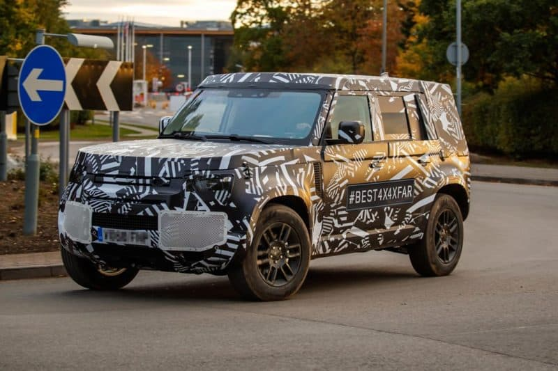 everything you need to know about the 2020 land rover models. Black Bedroom Furniture Sets. Home Design Ideas